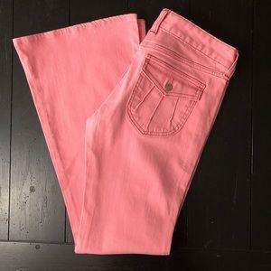 Gap Low Rise Flare Leg Jeans